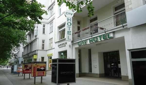 City Hotel am Kurfürstendamm
